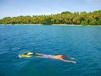 Snorkelsessies zijn zowat verplicht. © Heritage Expeditions