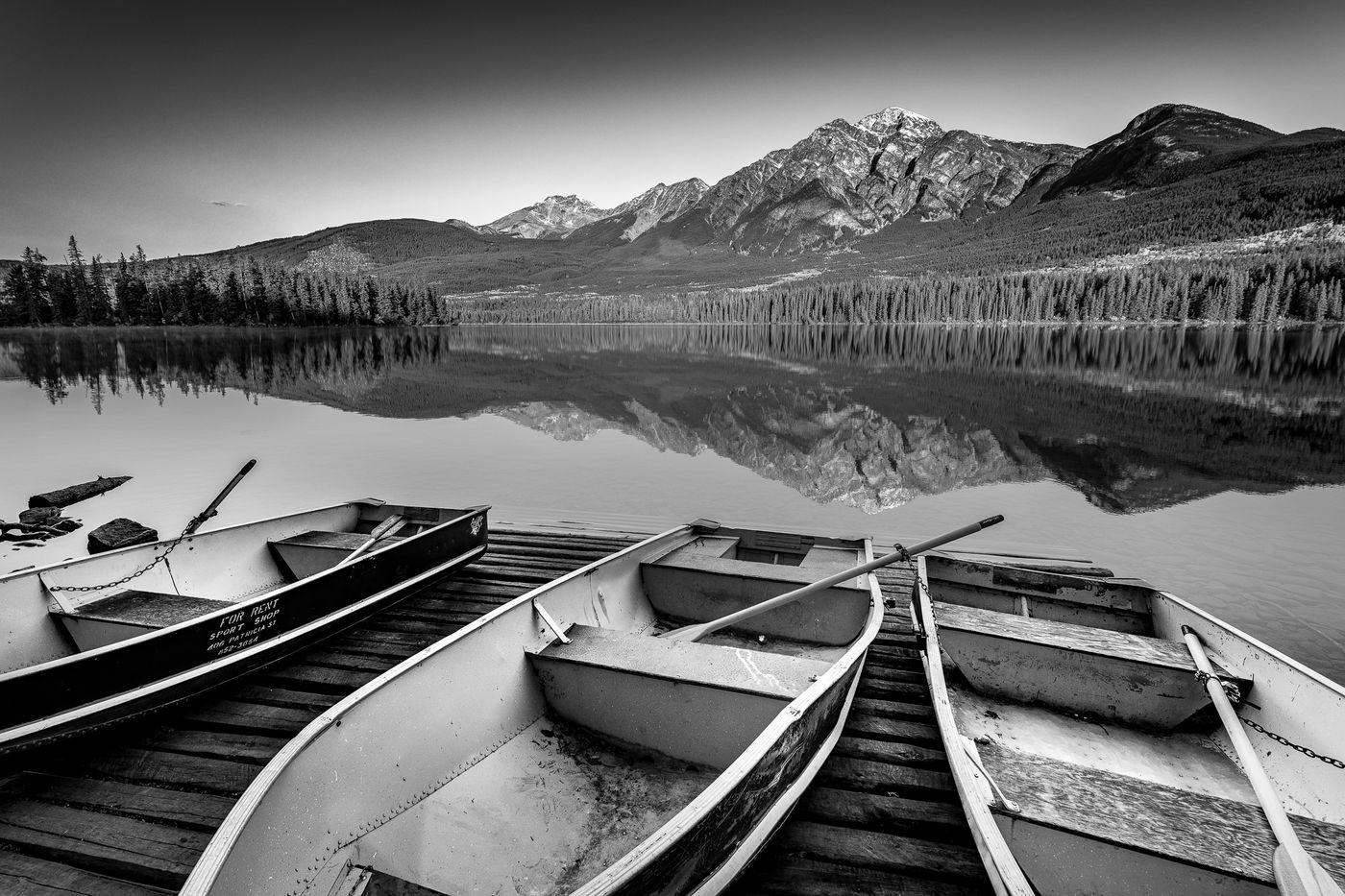 Jasper National Park, Canada. © Jeffrey Van Daele