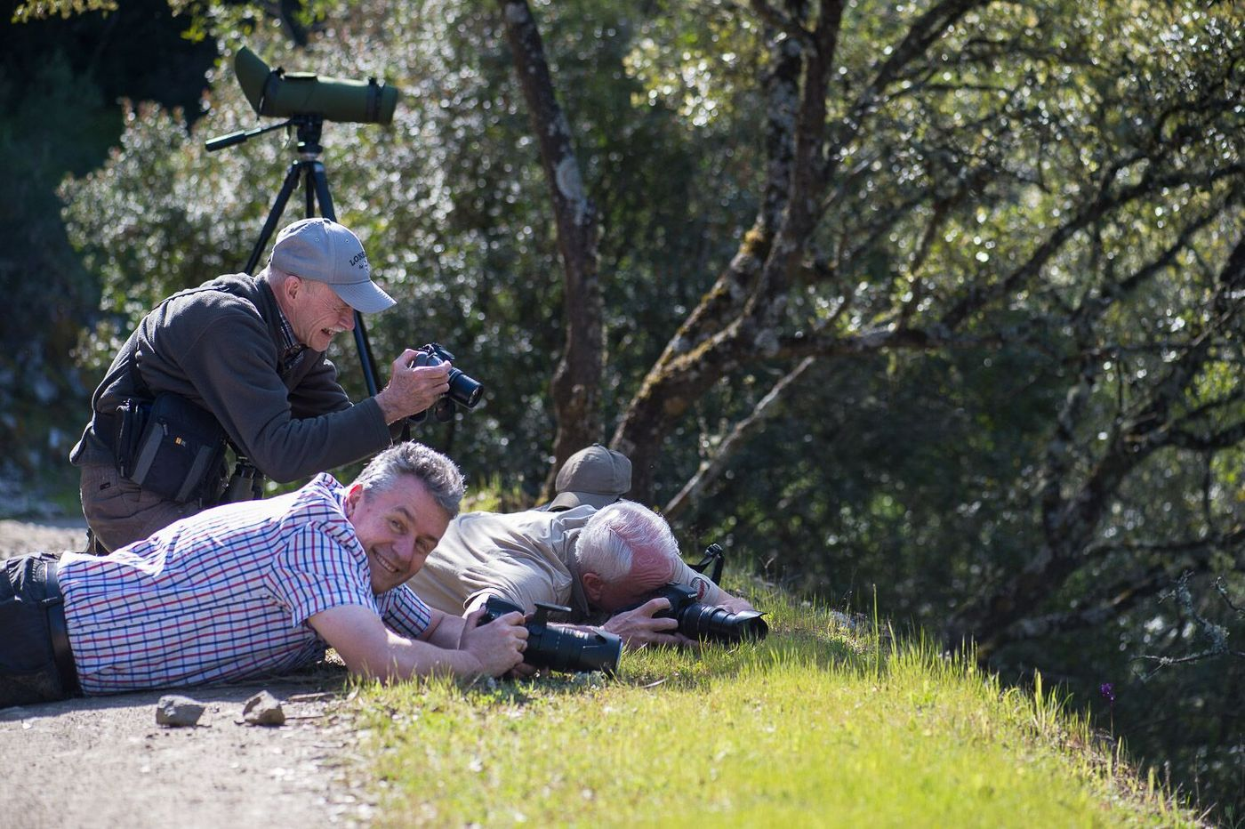 Photographes STARLING en action © Billy Herman