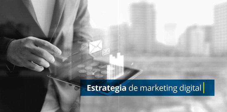 Estrategia de marketing digital Blog Galanés Agencia de Comunicación