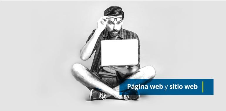 Página web y sitio web Blog Galanés Agencia de comunicación