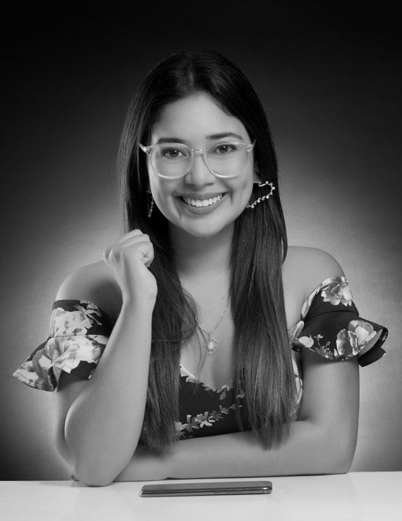 Andrea Fernanda Salazar Rueda, Community Manager en Galanés Agencia de Comunicación, más que una agencia de publicidad en Bucaramanga, Colombia.
