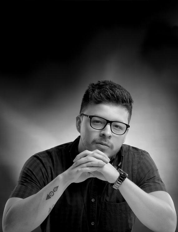 Daniel Fernando Rodríguez Rodríguez, Creativo Gráfico en Galanés Agencia de Comunicación, más que una agencia de publicidad en Bucaramanga, Colombia.