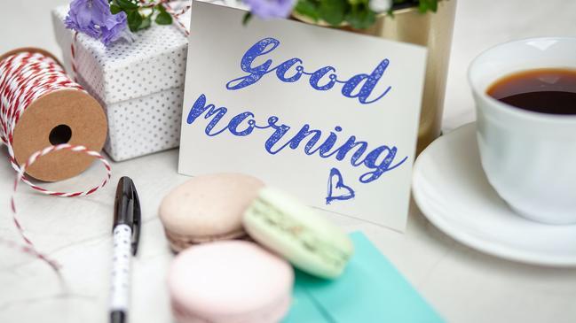 دعاء صباح الخير للواتس اب مميزة وجديدة - كراسة