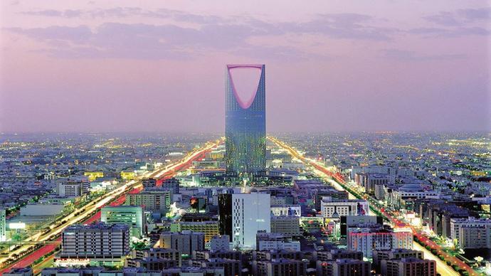 تعبير عن مدينة الرياض قصير جدا