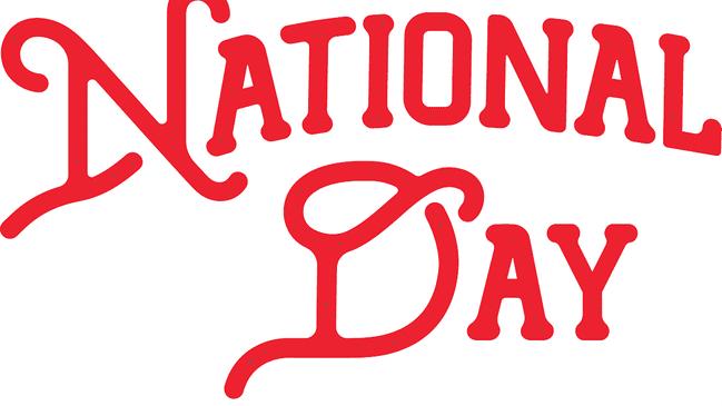 جمل لليوم الوطني بالانجليزي - كراسة
