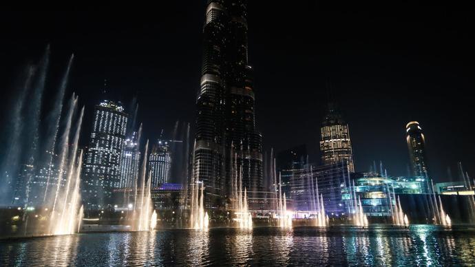 كم طابق برج خليفة .. التقسيم الداخلي لبرج خليفة