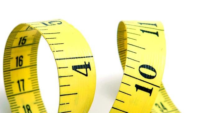 المتر كم يساوي سم  - كراسة