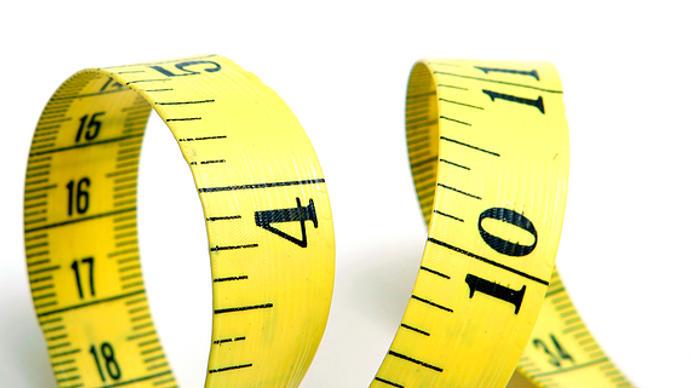 المتر كم يساوي سم