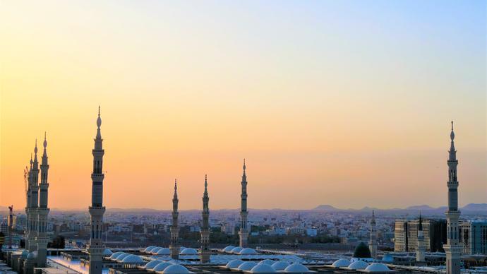 طريقة تعامل الرسول محمد مع زوجاته