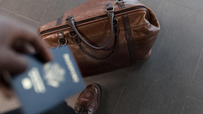 تمديد تأشيرة خروج وعودة للسفارة