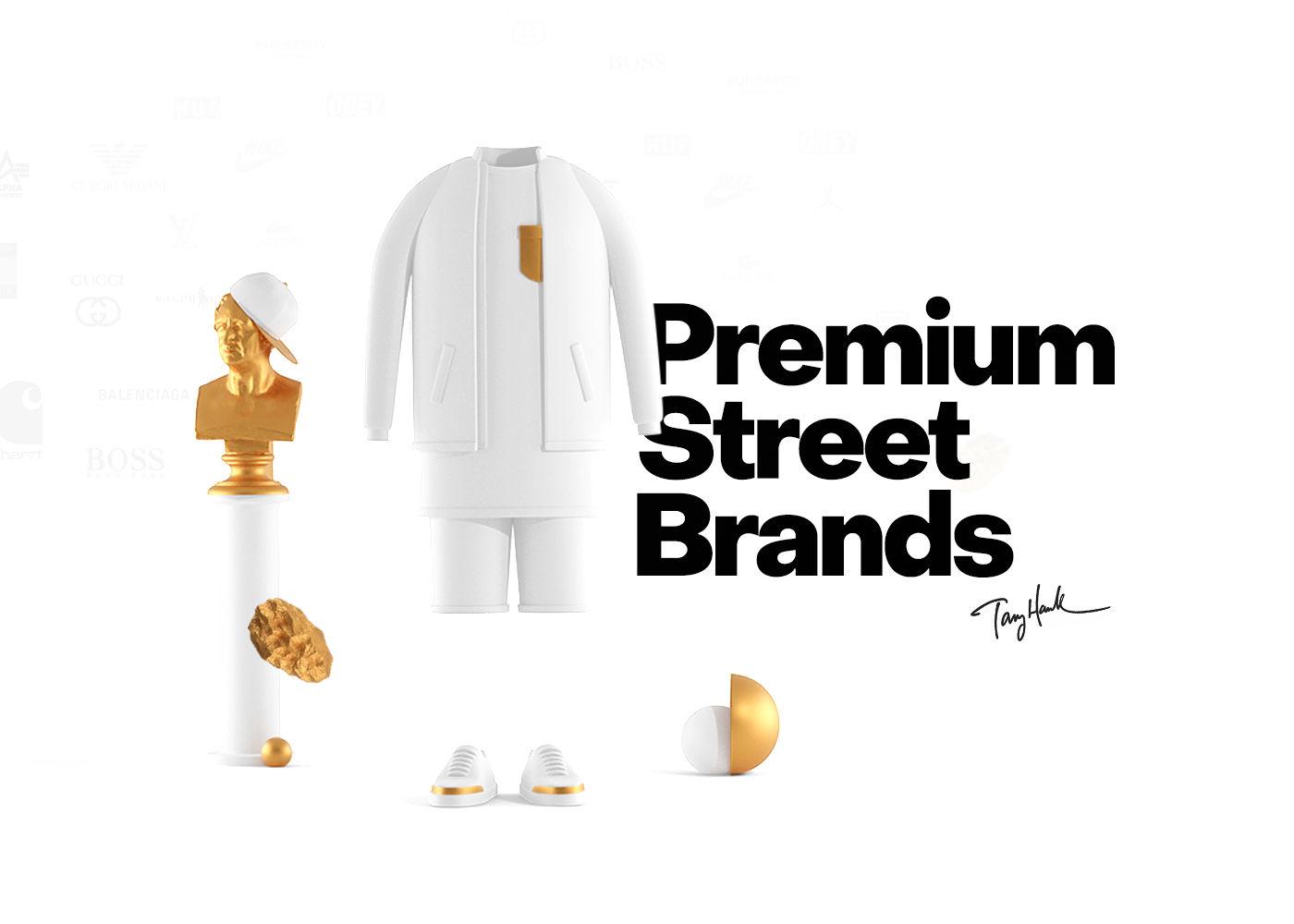 Premium Street Brands Store