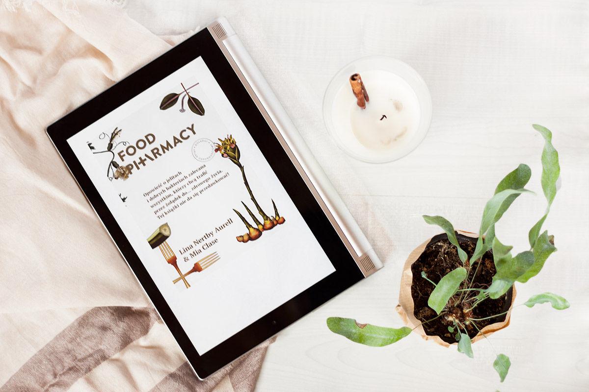 Food Pharmacy – recenzja książki ebooka