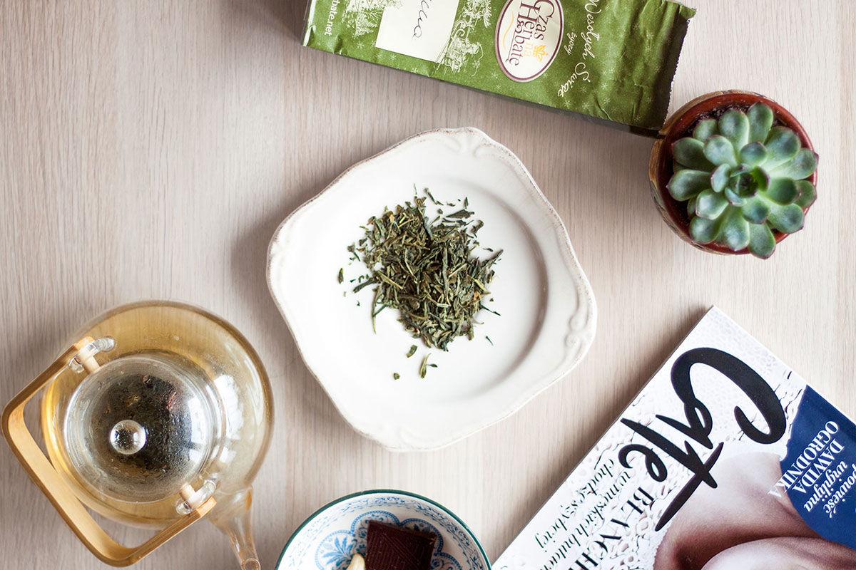 Kilka słów o parzeniu zielonej herbaty