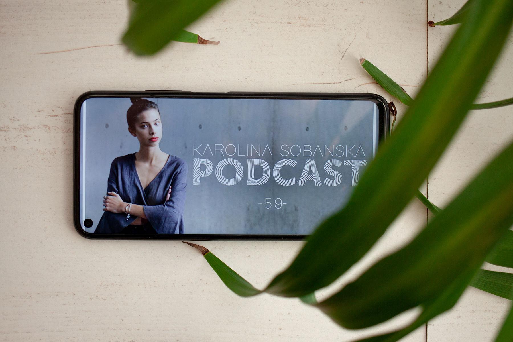 polecane na zimę: podcast Karoliny Sobańskiej