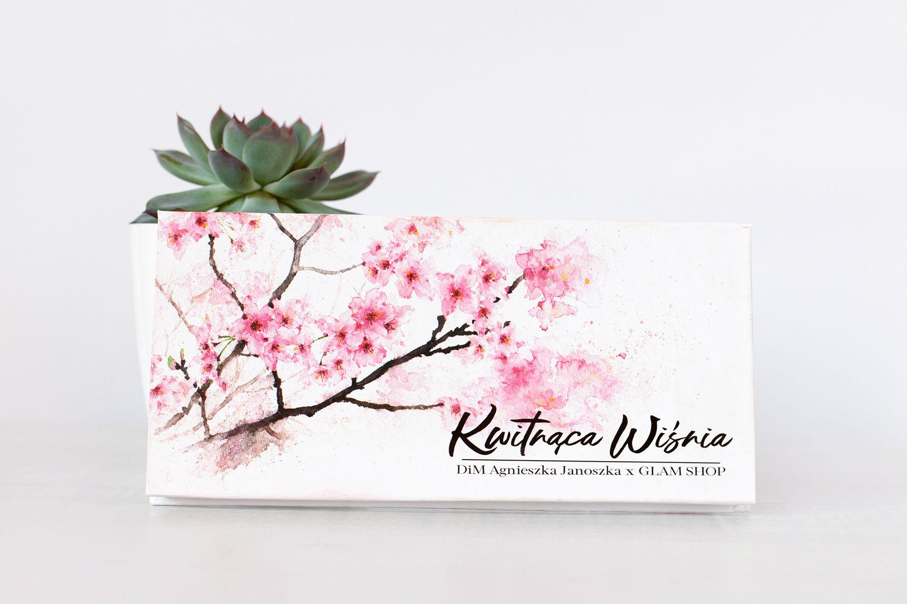Kwitnąca Wiśnia fotografia produktowa