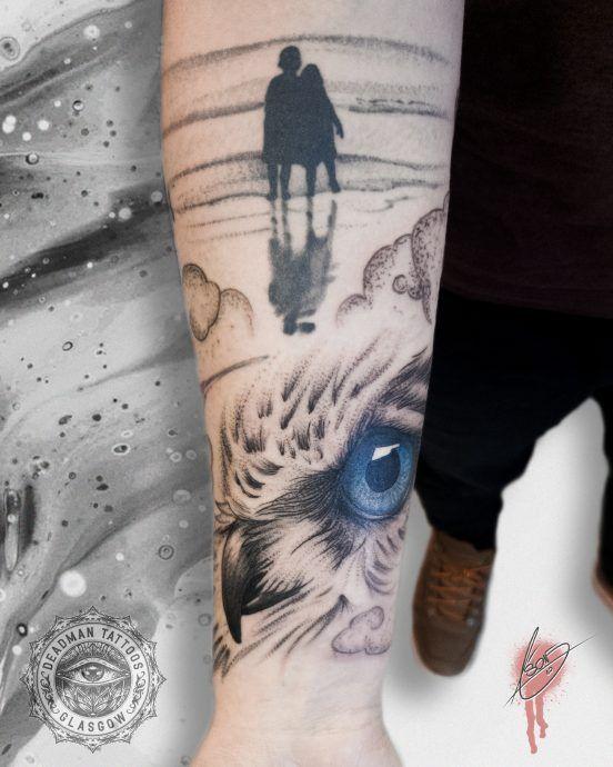 tattoo retouch