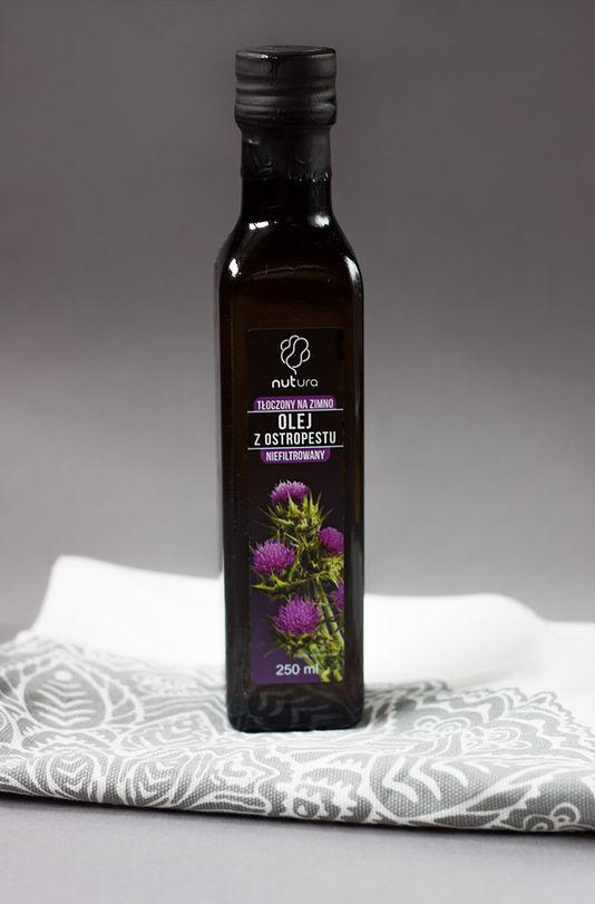 Olej z ostropestu - Natura
