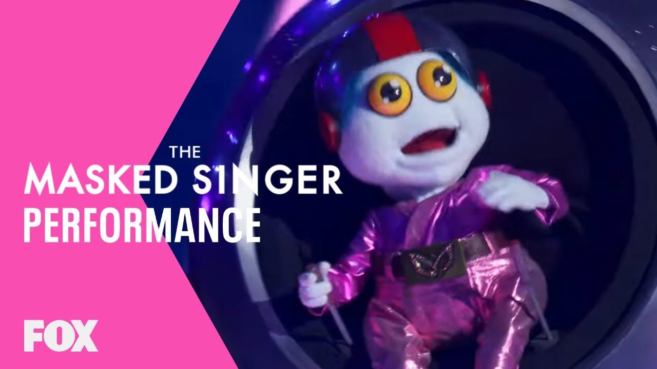 Baby Alien Performs Faith - The Masked Singer