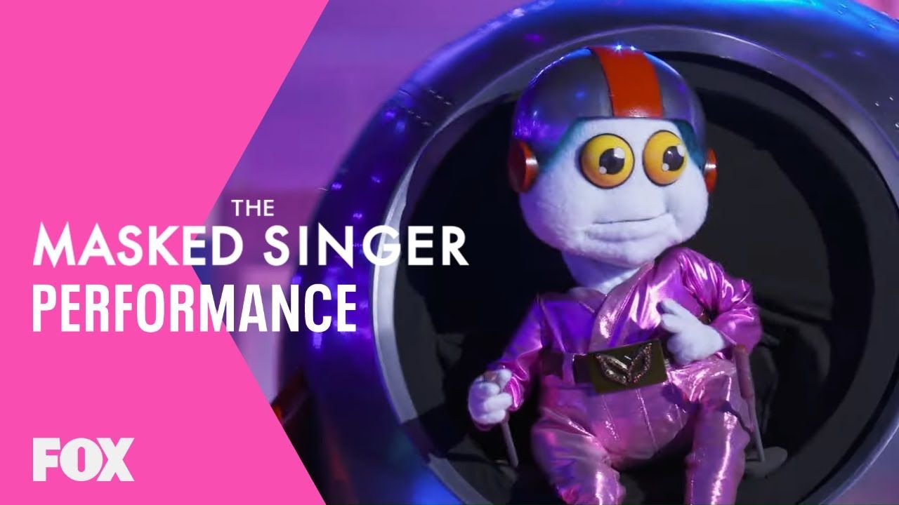 Baby Alien Performs It's Time - The Masked Singer