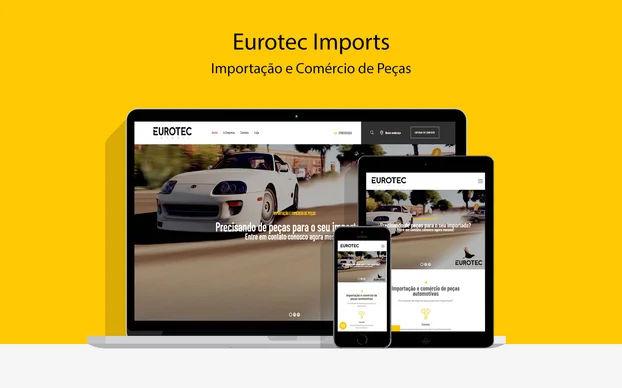 Apresentação Eurotec Imports