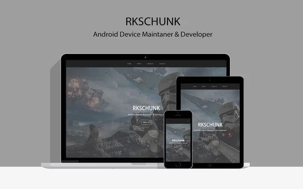 Apresentação RKSchunk