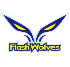 1.  Flash Wolves