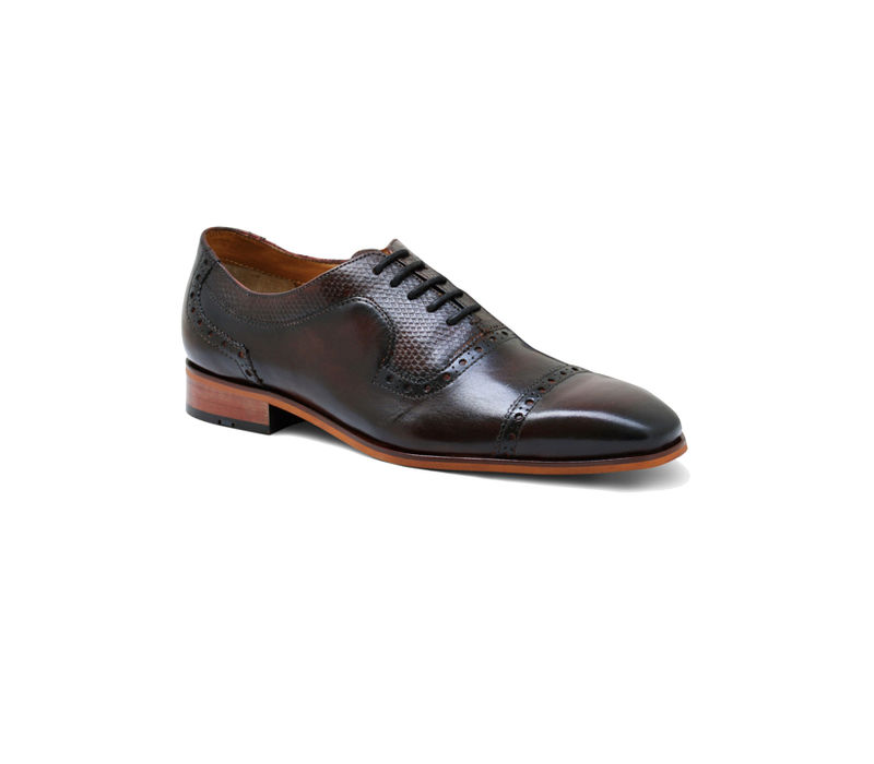 Occasion Lace-up – Dark Brown