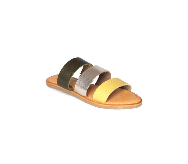 Women Sandal - Yellow
