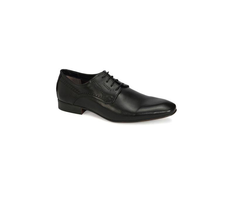 Black Derby Shoes