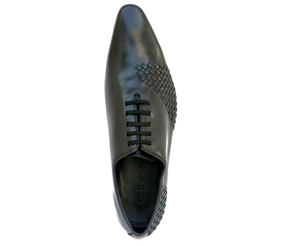 Occasion Lace-up – Black