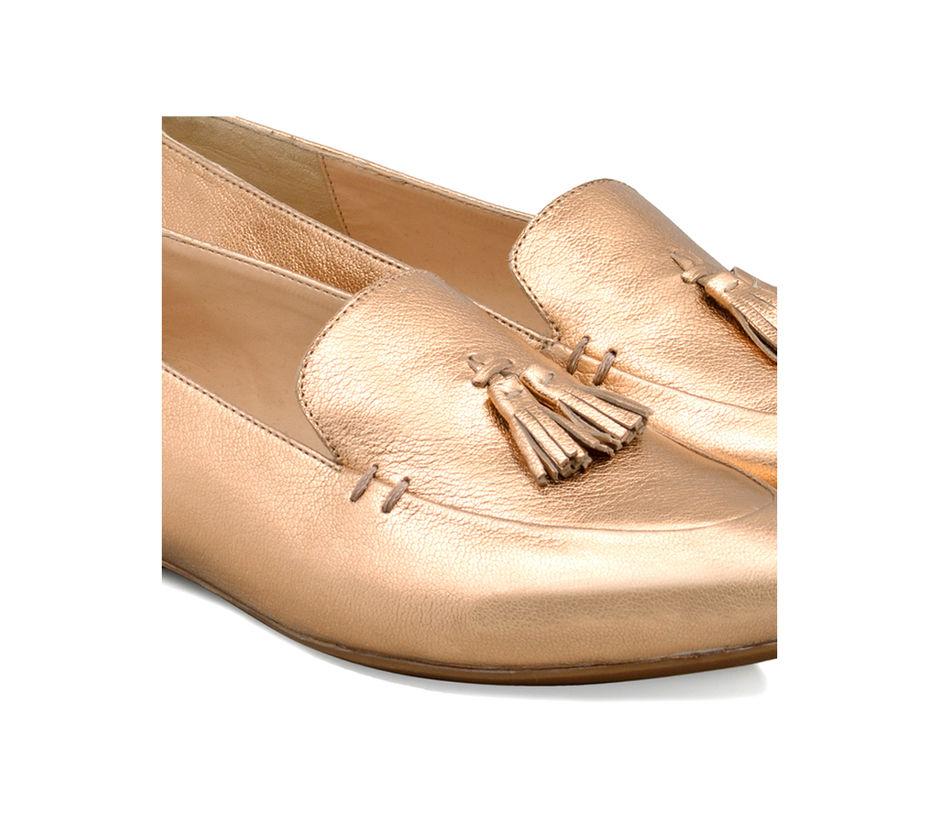 Ballerina with Tassels – Gold