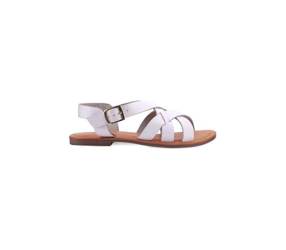 Women Sandal - White