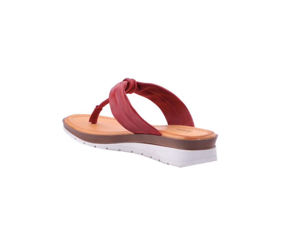 Womens Sandal - Red