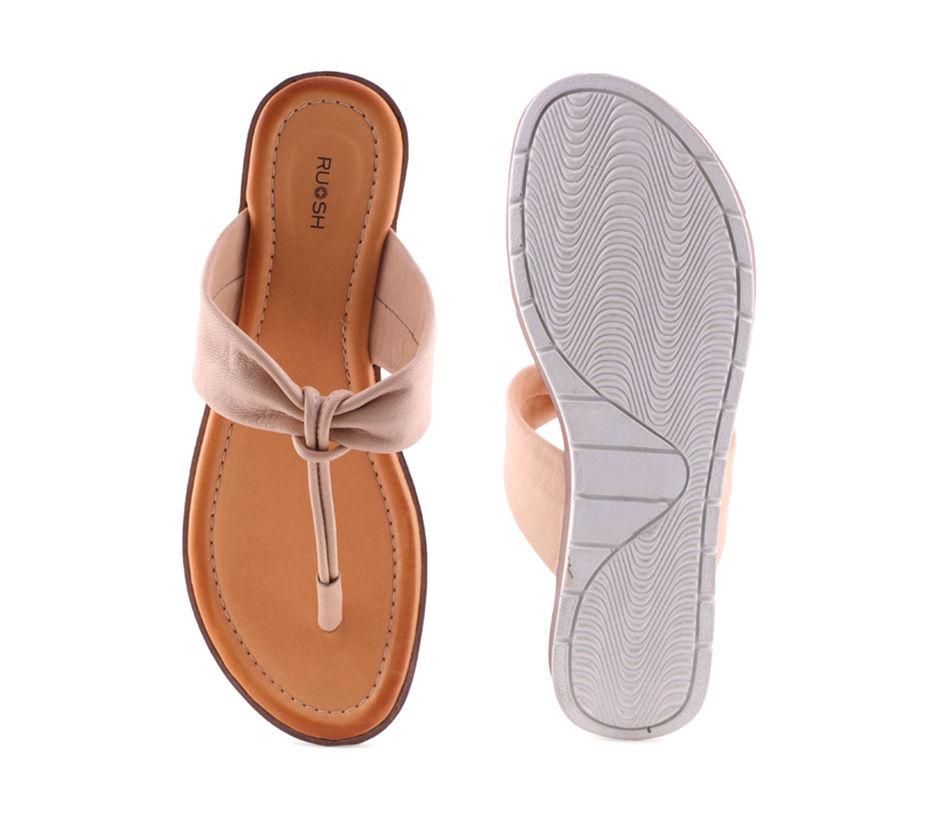 Womens Sandal - Brown