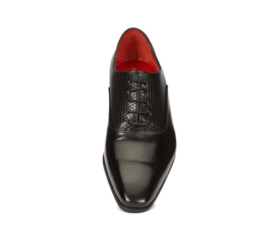 Occasion Lace Up - Black