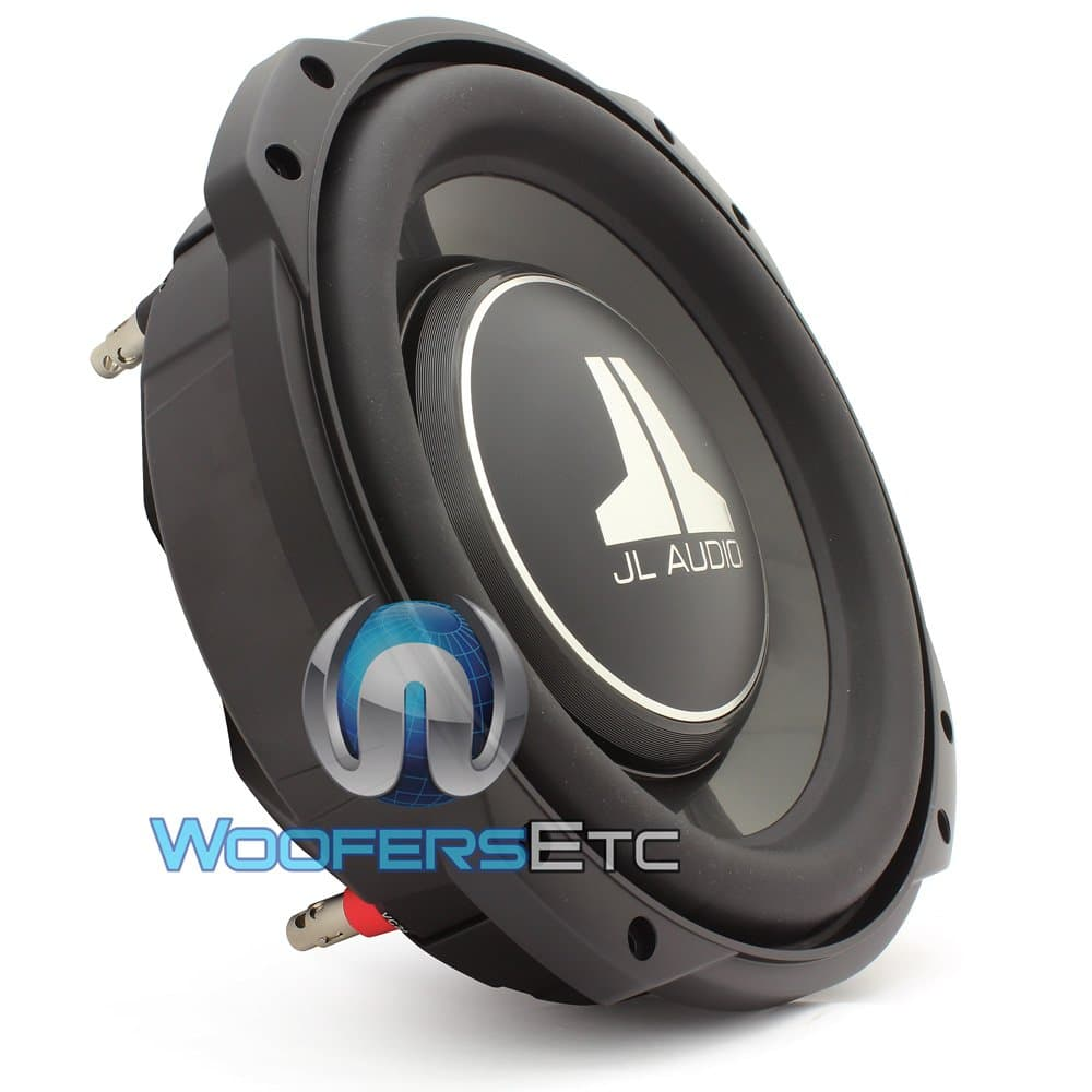 Jl Audio 10tw3-d4 Shallow Mount Sub