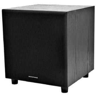 Monoprice Subwoofer Review