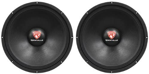 Rockville RVP15W8 15 inch Pro Subwoofers