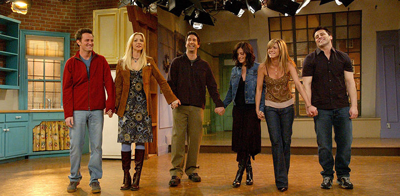 FRIENDS: The One With The Reunion
