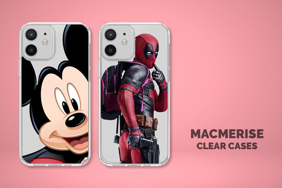 Macmerise Clear Case