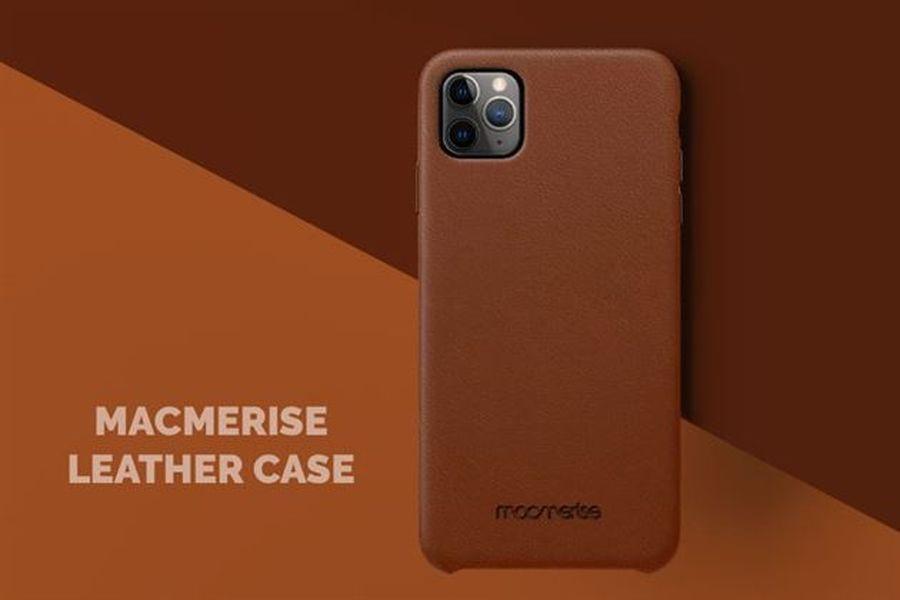 Macmerise Leather Case