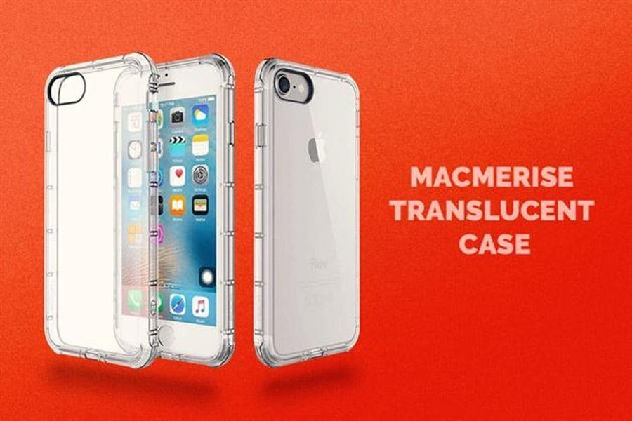 Macmerise Translucent Cases
