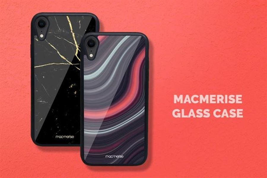 Macmerise Glass Case