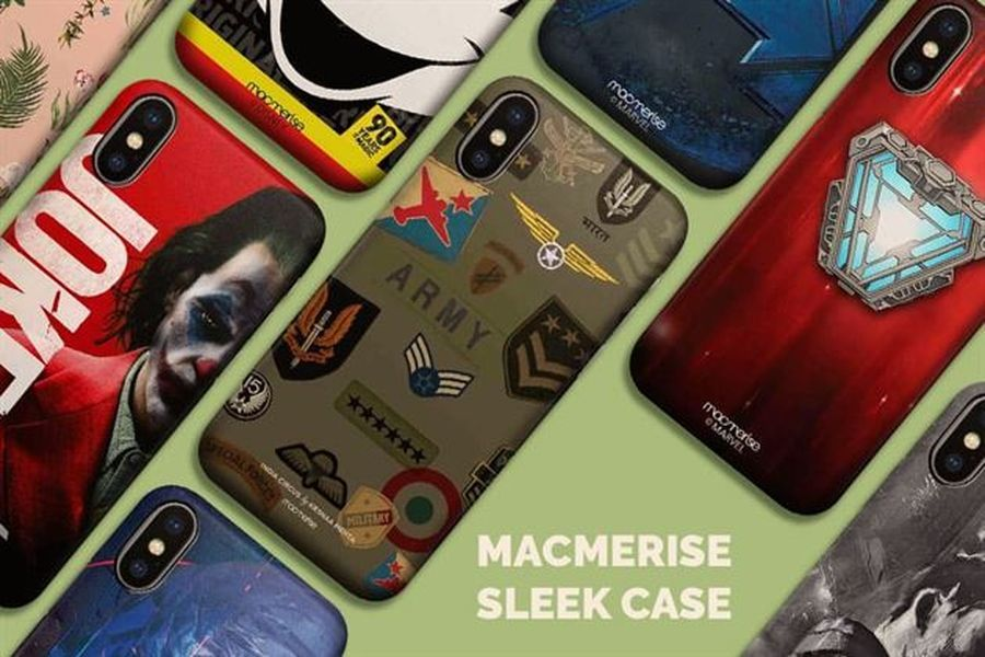 Macmerise Sleek Case