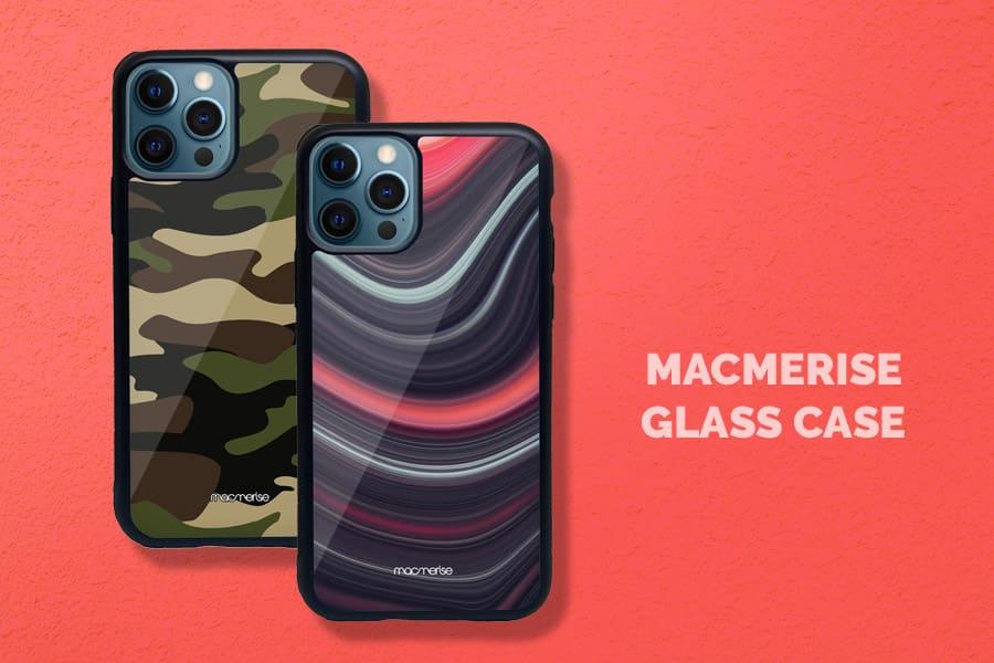 Macmerise Glass Case
