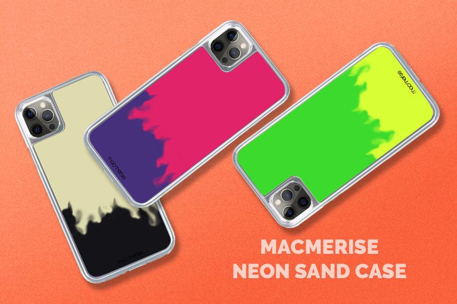 Macmerise Neon Sand Case