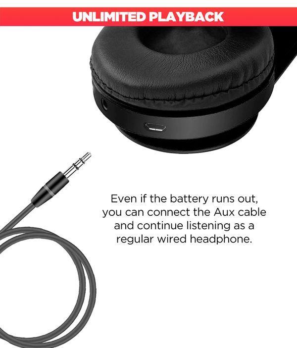 Face Focus Minions - Decibel Wireless On Ear Headphones