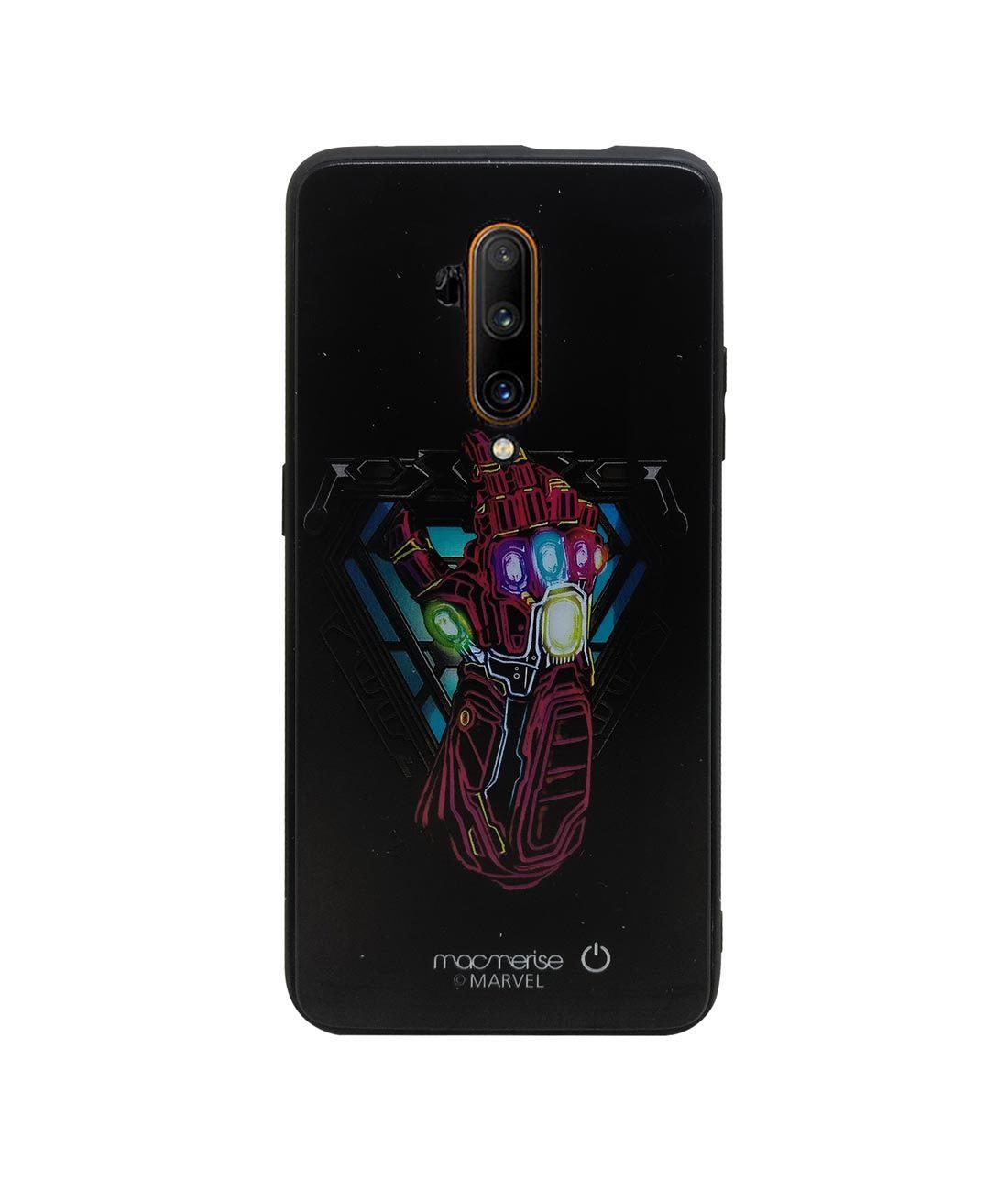 Nano Gauntlet - Lumous LED Phone Case for OnePlus 7T Pro