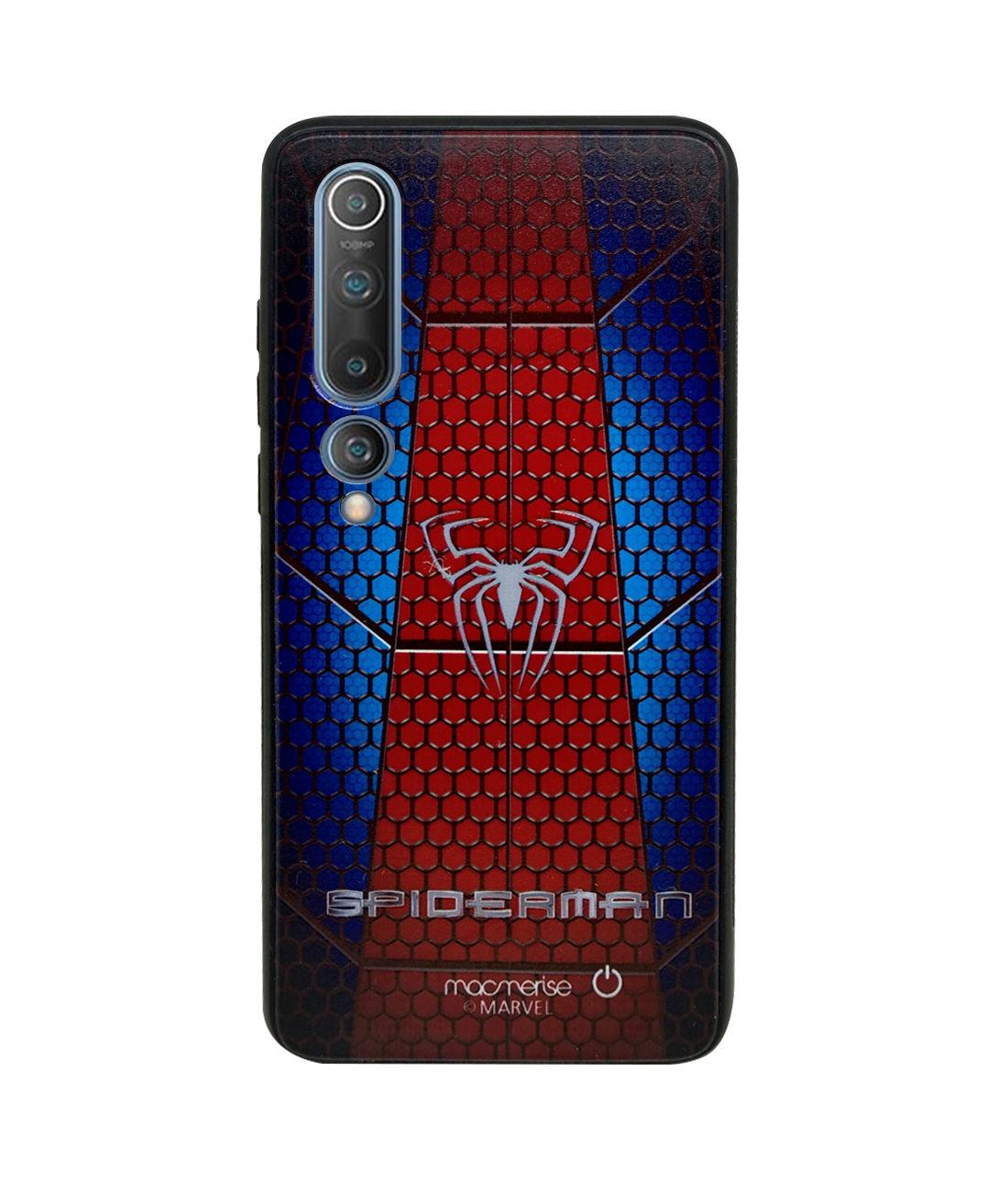 Spider Web Suit - Lumous LED Phone Case for Xiaomi Mi 10
